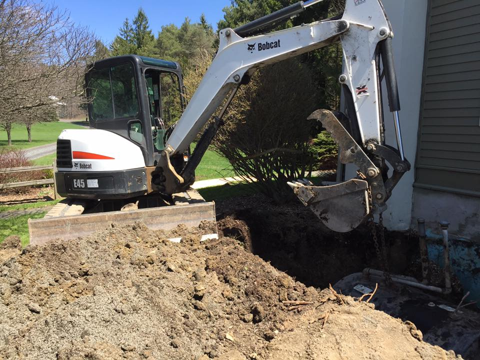 Excavating Contractors in Lansing NY
